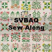 Shenandoah Valley Botanical Album Quilt