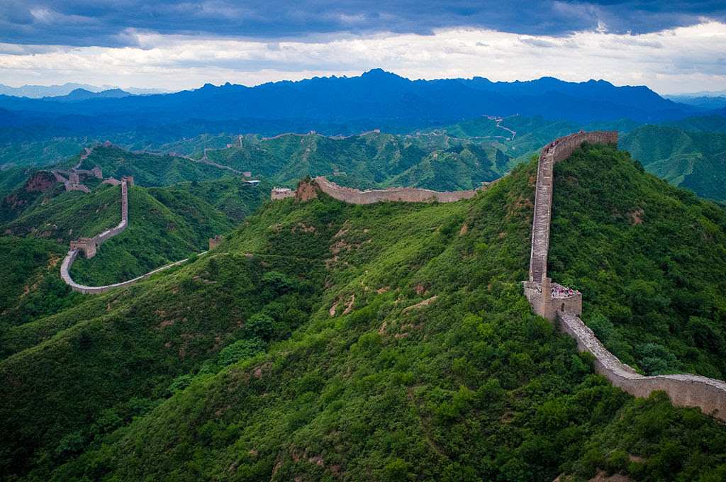 Fun Great Wall of China Facts and Fictions | Travel Blue Book