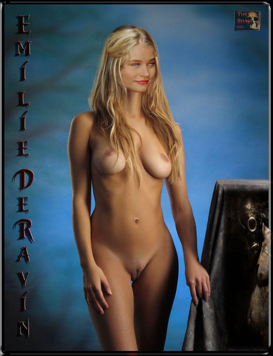 De naked emilie ravin Emilie De