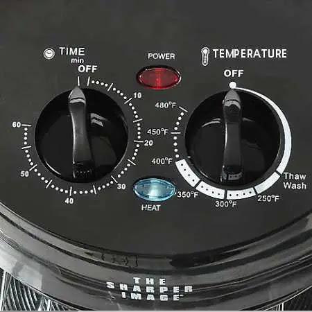 The Sharper Image 8217 Super Wave Halogen Oven
