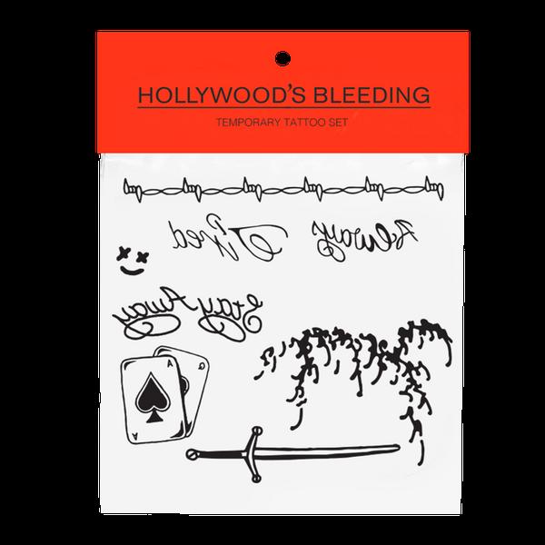 Tattoo Fonts Underline Tattoo