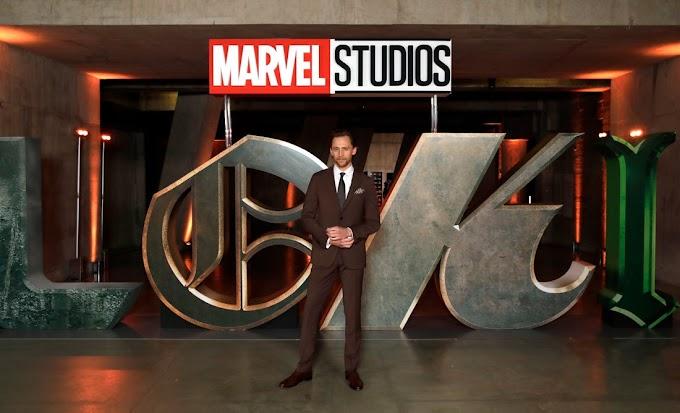 Así fue el evento especial del estreno de 'Loki' en Londres