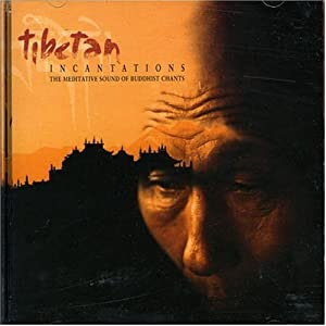 "Cover of ""Tibetan Incantations"""