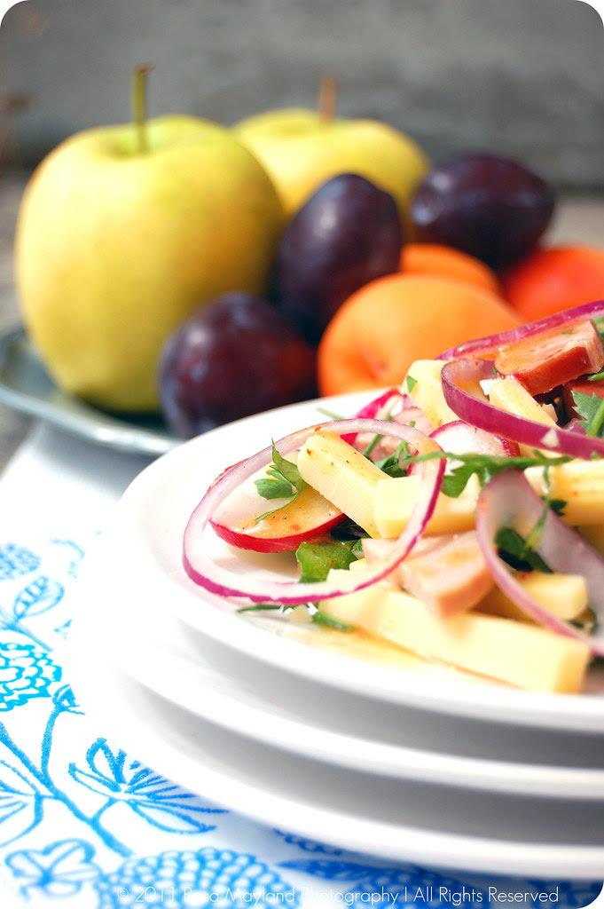 Sausage Salad 5 bis