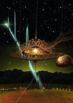 El telescopio de Arecibo