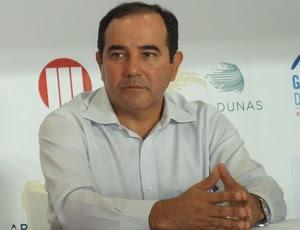 Charles Maia, diretor do consórcio Arena das Dunas (Foto: Augusto Gomes)