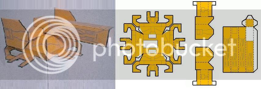 photo turtle.robot.papercraft.via.papermau.003_zpsweaaeekw.jpg