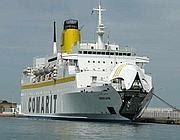 Il traghetto Berkane