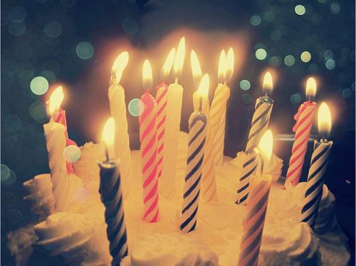Happy Birthday, Giulia!
