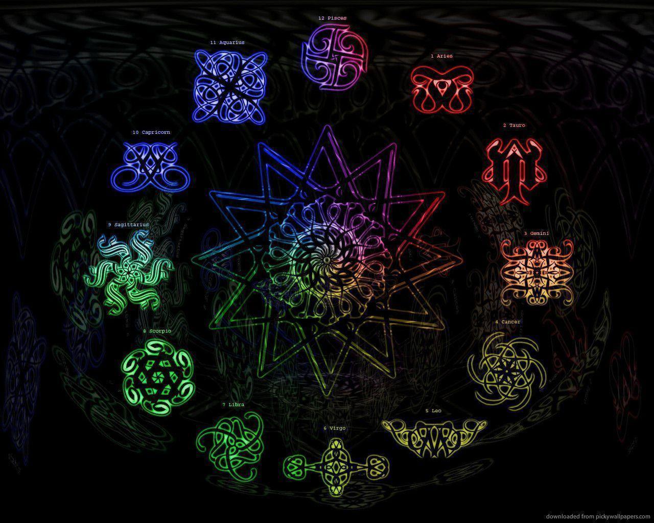 Zodiac Wallpaper Hd Wallpapers