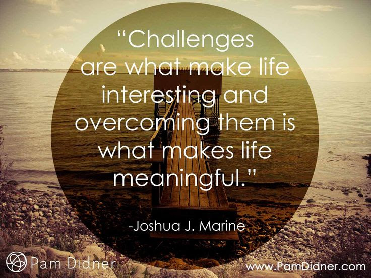 Quotes About New Challenges In Life 53 Quotes