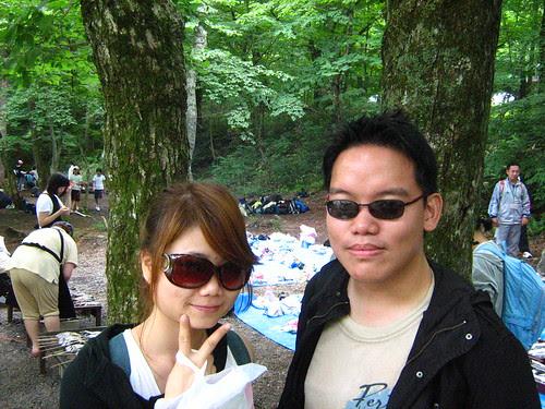 With Yuna of Hong Kong
