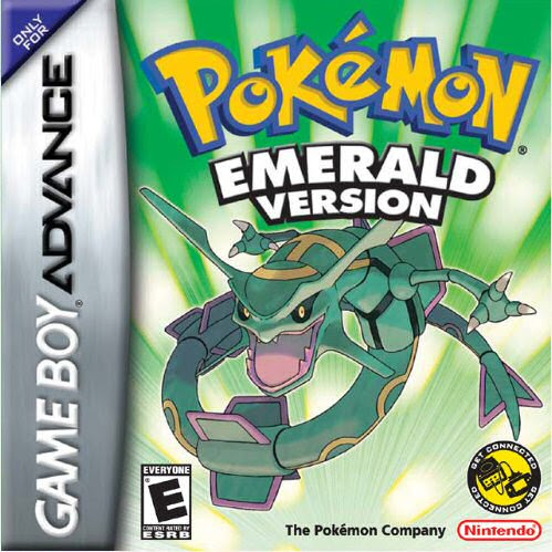Pokemon Emerald UTrashMan ROM