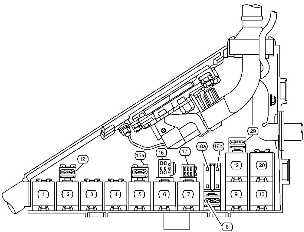Cadillac Catera 3 0 Engine Diagram | 1998 Catera Engine Diagram |  | Fuse Wiring