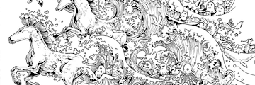 Intricate Coloring Books For Adults