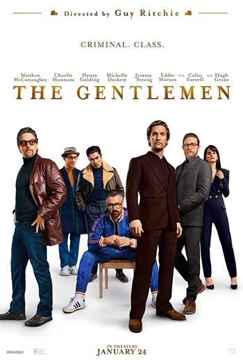 The Gentlemen 2019 English 480p WEB-DL 300MB ESubs