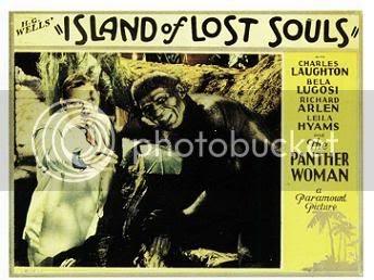 Cartel de una pelicula de Bela Lugosi