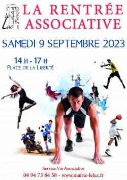 Forum des associations du Luc