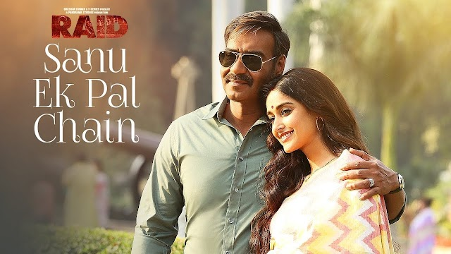 sanu ek pal chain na aave lyrics - Rahat Fateh Ali Khan | lyrics for romantic song