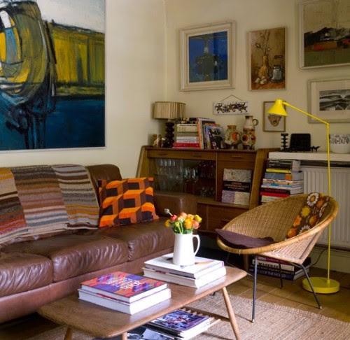 46 Koleksi Ide Desain Ruang Tamu Bergaya Vintage HD Terbaru Untuk Di Contoh