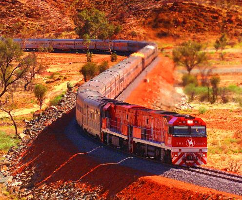 The Ghan Express