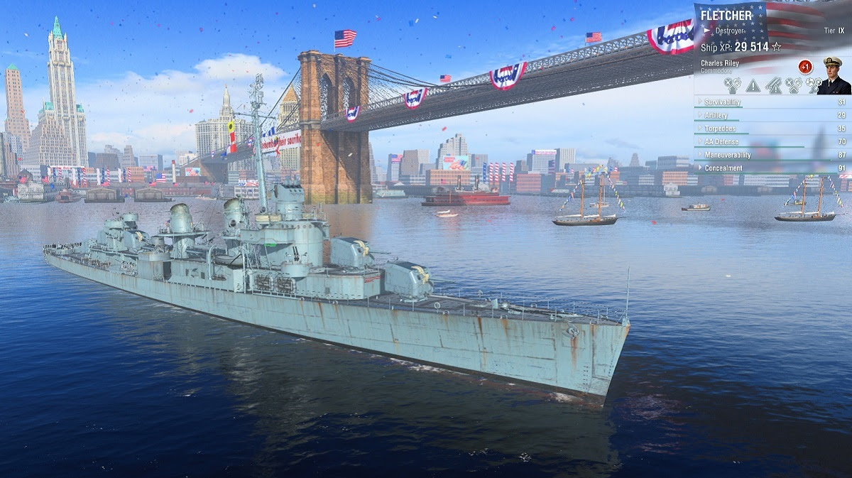 unusual ship builds/setups - Gameplay - World of Warships official forum