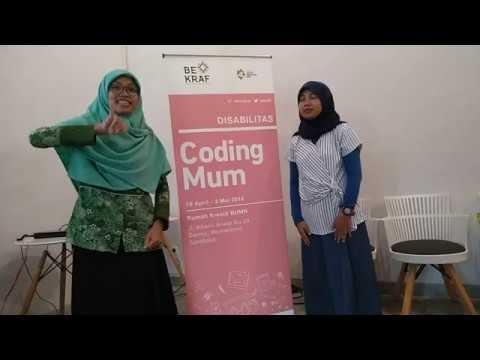 Pentingnya Disabilitas Belajar Coding Dan Skill Digital Kreatif