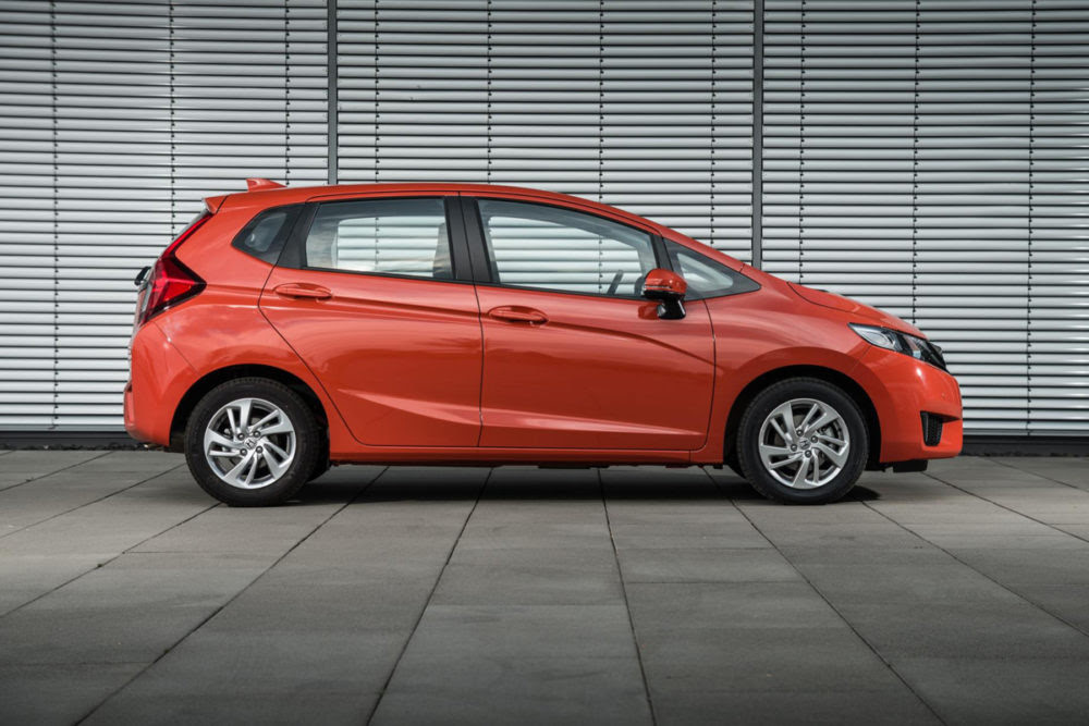 Honda Jazz 1.3 i-VTEC EX Navi CVT Review