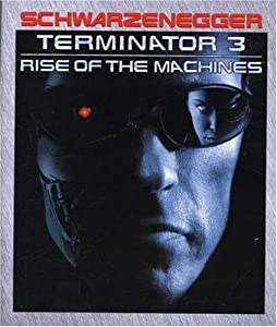 """Cover of """"Terminator 3 - Rise of the Mach..."""