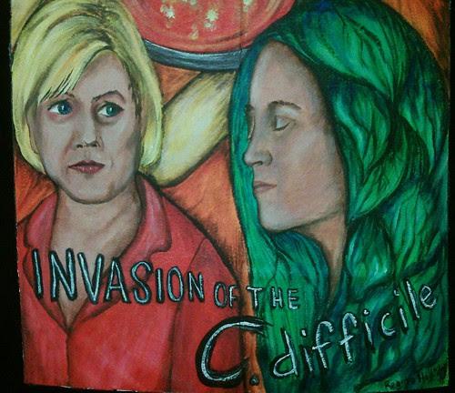 Invasion of the C.Diff.