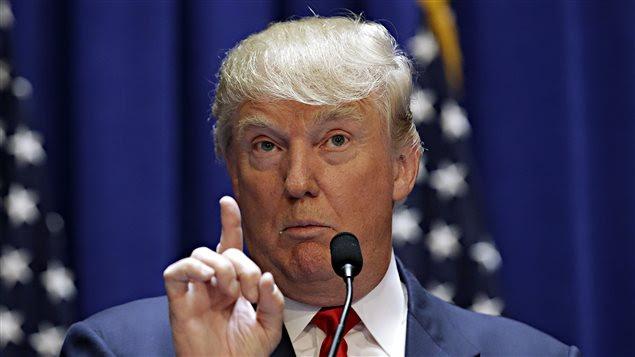 Donald Trump annonce qu'il se lance dans la course à l'investiture républicaine.