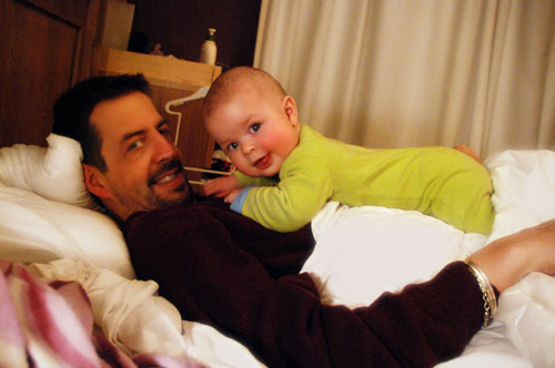 dylan and daddy