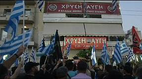 Grecia, indignazione per il rapper ucciso da un militante di Alba dorata