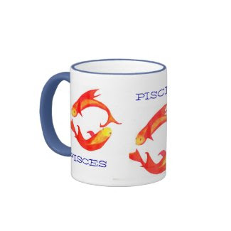 'Pisces' Coffee Mug mug