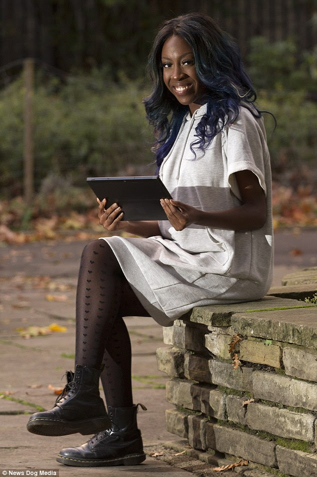 Law graduate and vlogger Oghosa Ovienrioba, 22, began watching porn at age 14 and was soon a fully-fledged addict, watching more than 400 hours in total