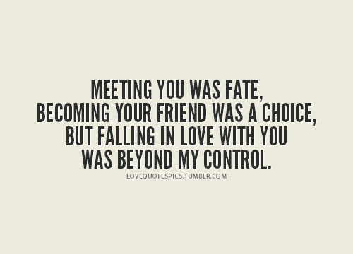 Meeting You Was Fate Quote 90206 Movieweb