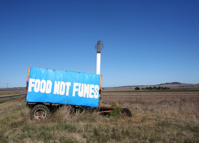 food not fumes