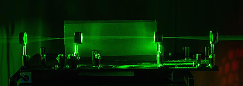 rochester cloak lasers