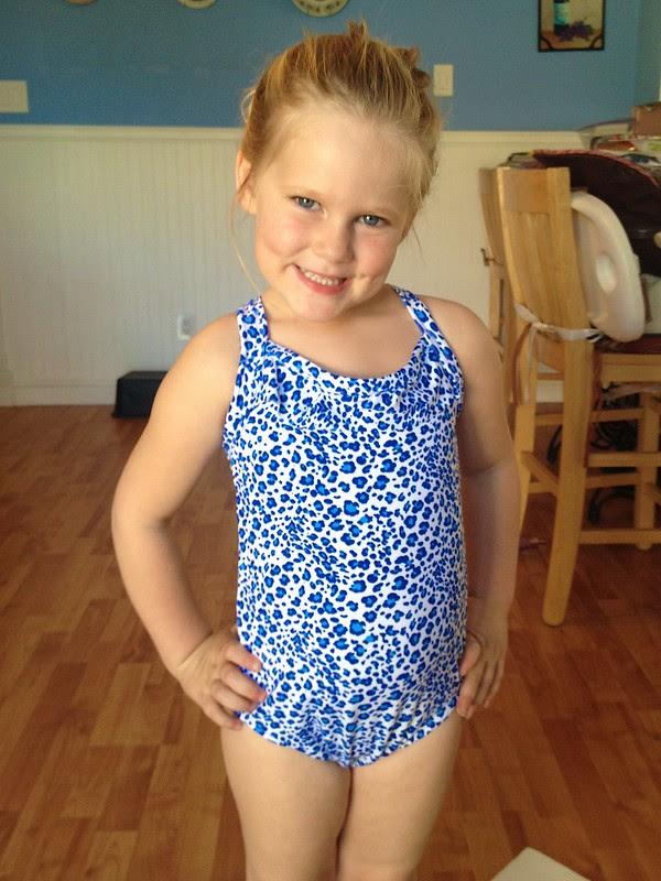 Presley in her Bathing Suit 3