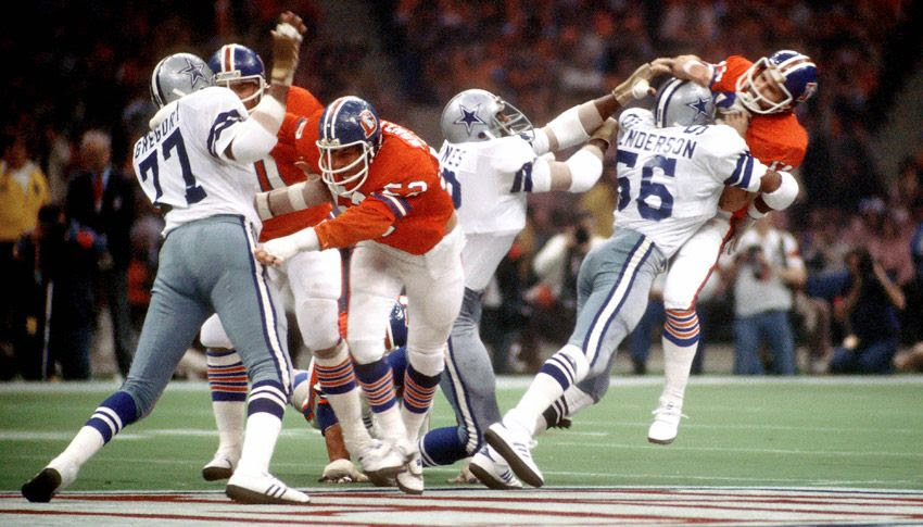 Dallas Cowboys - Super Bowl XII