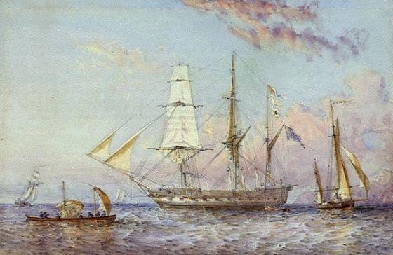 File:HMS Rattlesnake (1822).jpg