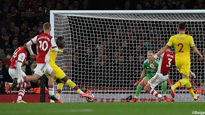 LIVE: Benteke maakt gelijk tegen Arsenal, levert het Palace ook iets op?