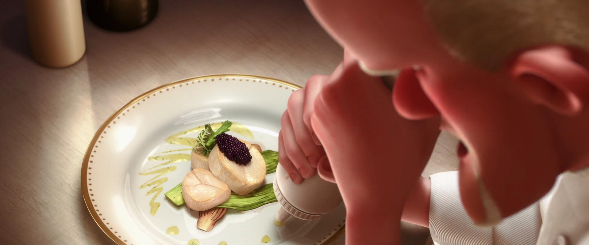 Image result for ratatouille beautiful pixar