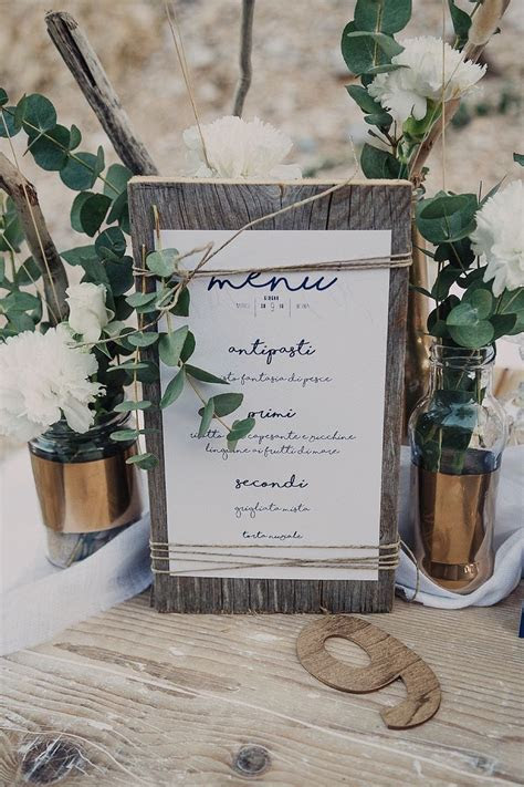 Best 25  Rustic wedding menu ideas on Pinterest   Wedding
