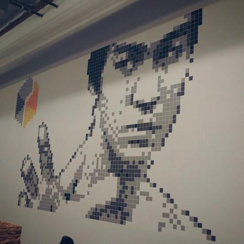 Tumblr Enter The Dragon Old Bruce Lee Mural Sindylee Com