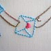Valentine's Embroidery - the envelope