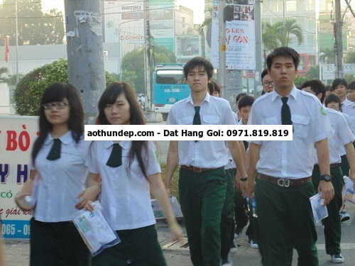 đồng phục trường quốc tế á châu