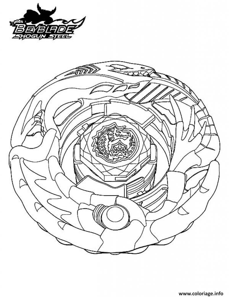 Coloriage Beyblade Burst Turbo A Imprimer.Coloriage Beyblade Burst Valtryek V2 Coloriage A Imprimer