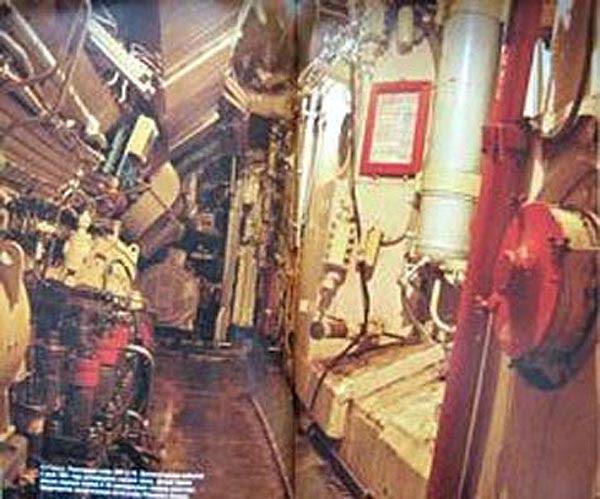 аварии атомных реакторов на подводных лодках