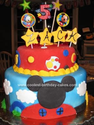 Mickey Mouse Clubhouse Birthday Party Song